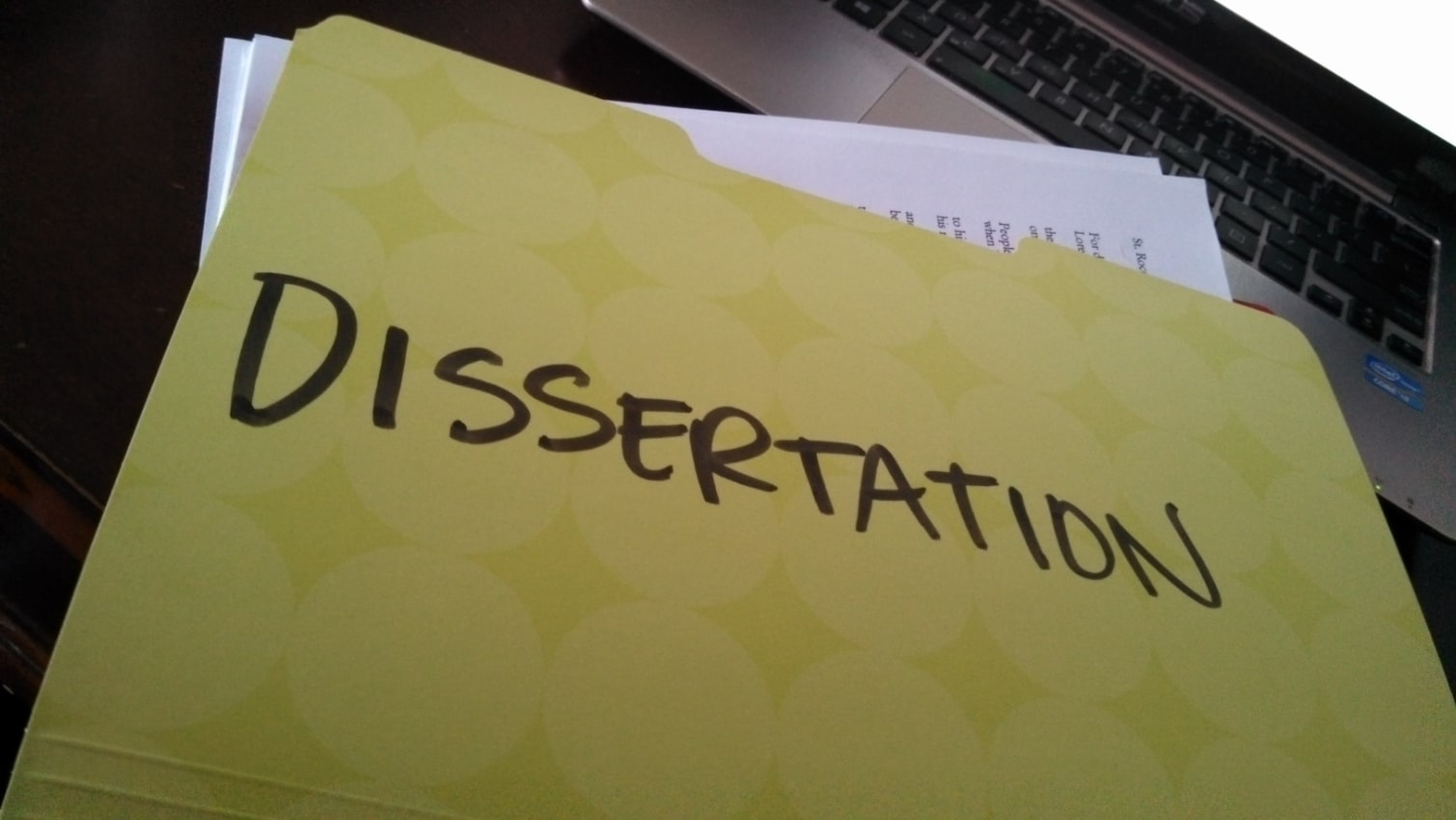 Help me write popular thesis