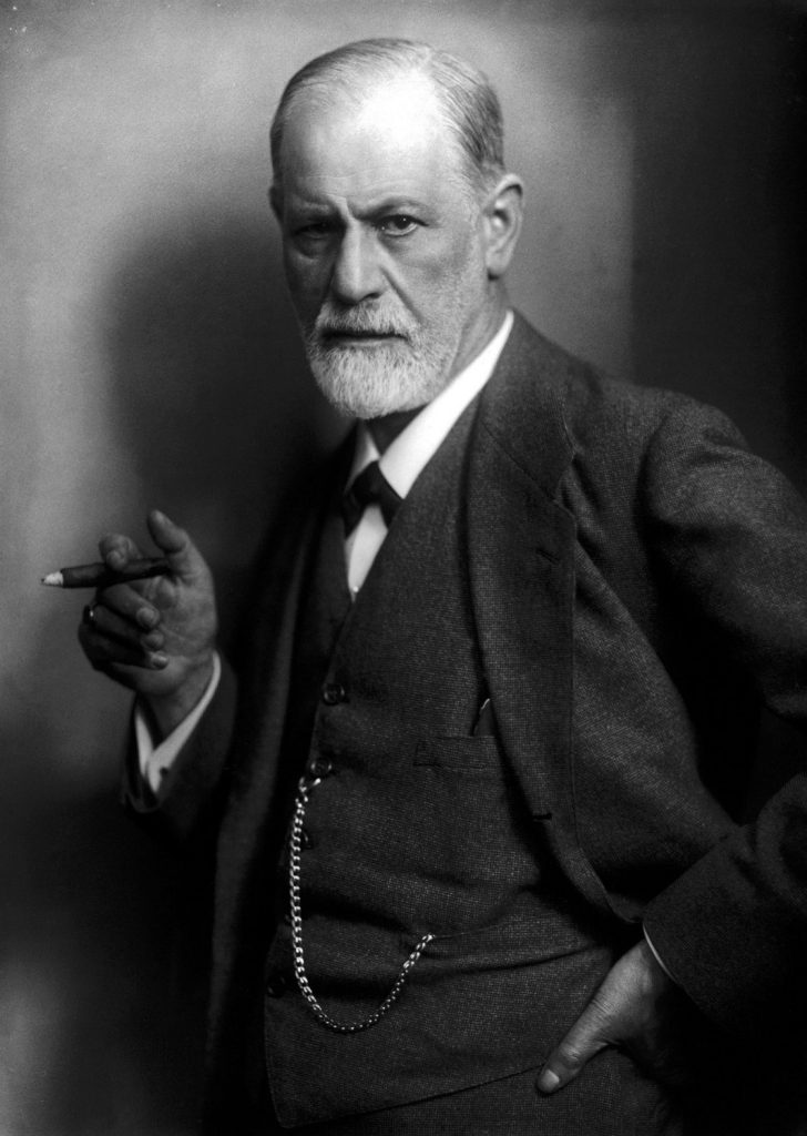 Getting to Know and Writing an Essay on Sigmund Freud