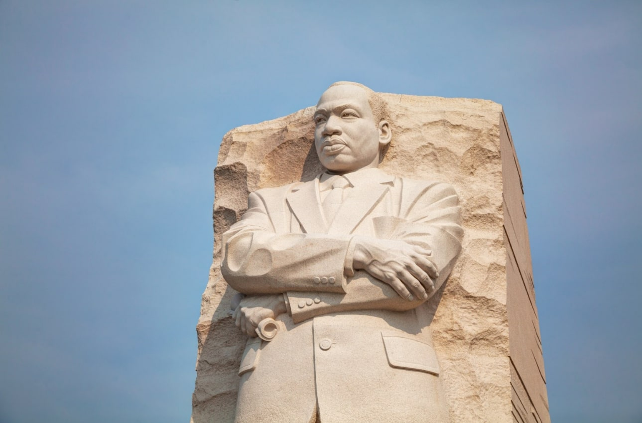 How did martin luther king jr feel about civil disobedience