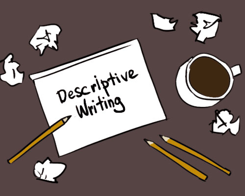 Essay writing descriptive