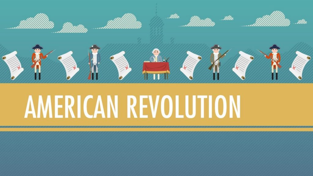 The American revolution is studied widely