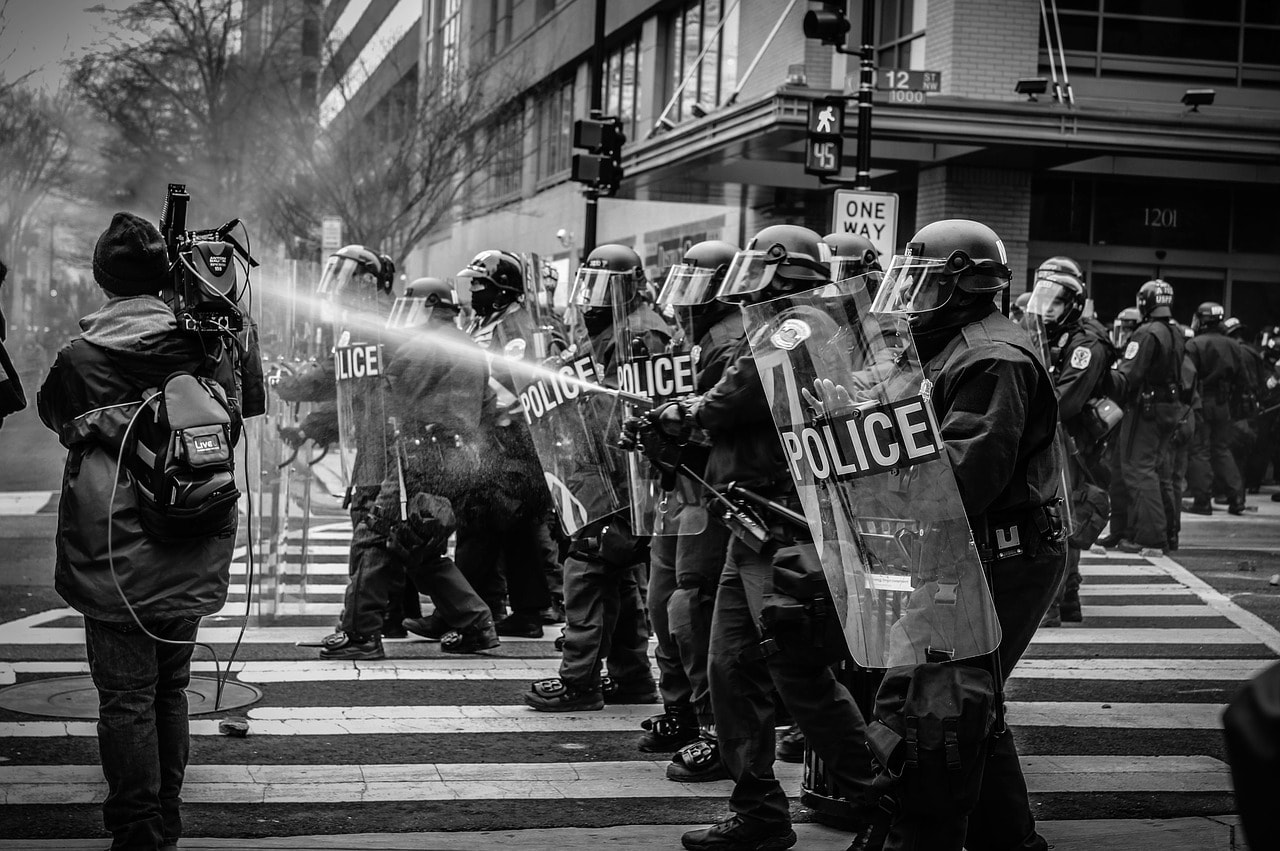 Research questions about police brutality