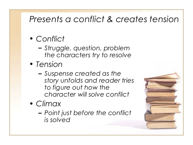How to structure Conflicts essays